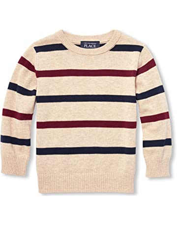 b21ff52106b The Children s Place Baby Boys Striped Sweaters