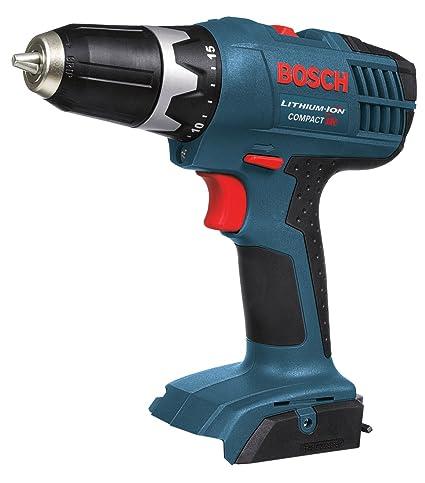 Amazon.com: Bosch ddb180b 18 V de iones de litio 3/8-inch ...