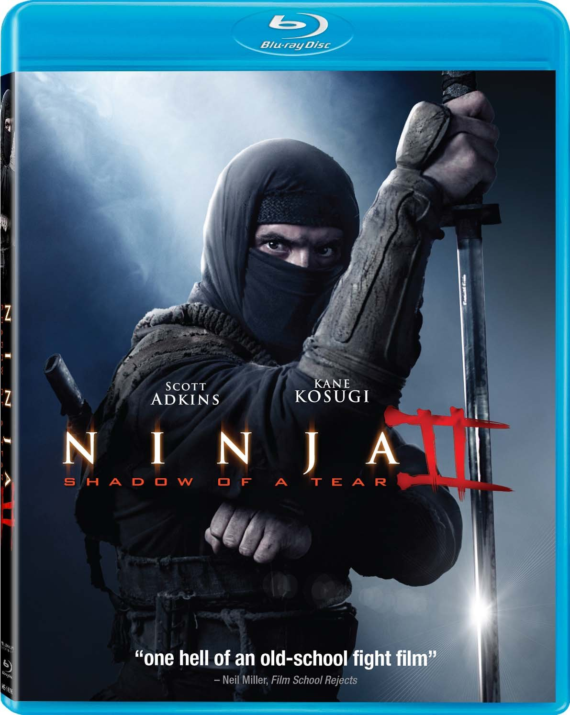Amazon.com: Ninja II [Blu-ray]: Scott Adkins, Tim Man, Kane ...