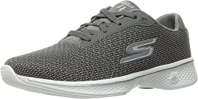 Skechers Go Walk 4 Glorify, Baskets Basses Femme