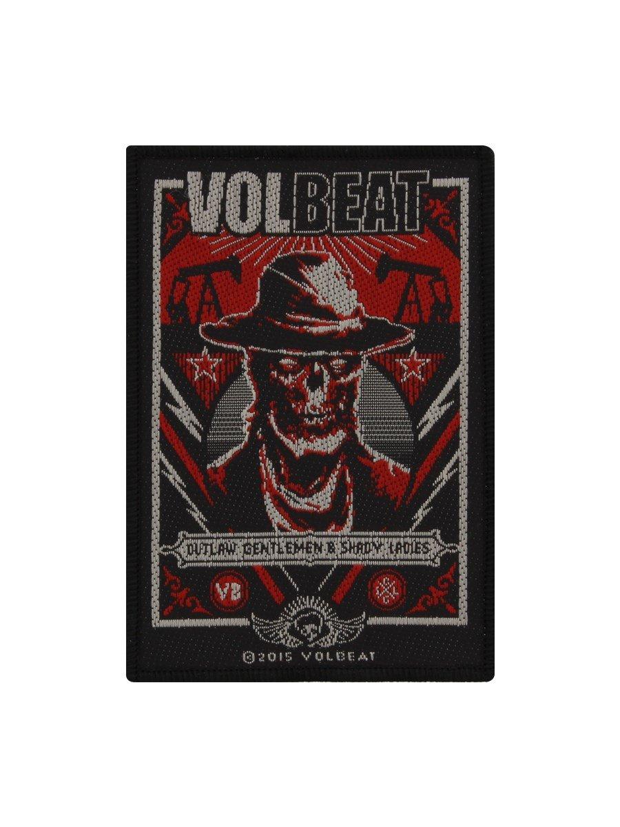 Grindstore Targhetta vivigade toppa Volbeat Ghoul Frame