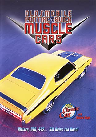 Buick Muscle Car >> Amazon Com Legendary Muscle Cars Oldsmobile Pontiac Buick