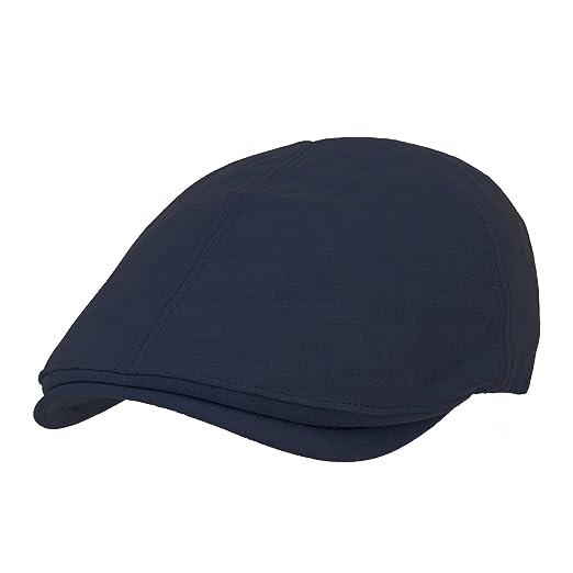 WITHMOONS Sombreros Gorras Boinas Bombines Simple Newsboy Hat Flat Cap SL3026 (Navy): Amazon.es: Ropa y accesorios