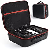 Kuuqa Waterproof Handbag Storage Bag Carrying Case for Dji Spark Drone Body, Remote Controller and Battery (Dji Spark Not Included)
