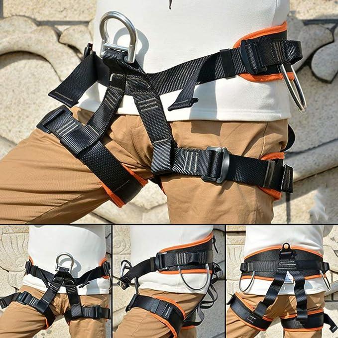 GG-climbing seat belt Arnés de Escalada en Roca Arbolista de arnés ...