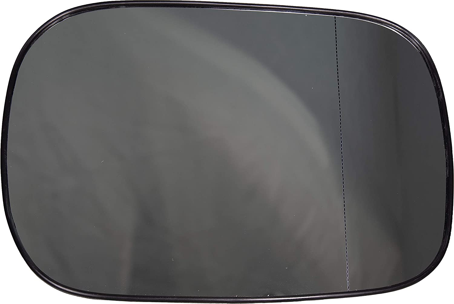 Driver-Side 2001-2002 Volvo V70 // 2003-2006 Volvo XC70 Various Submodels Check Description and Fitment Chart APDTY 67935 Replacement Left Side View Mirror Glass Fits Replaces 8650148