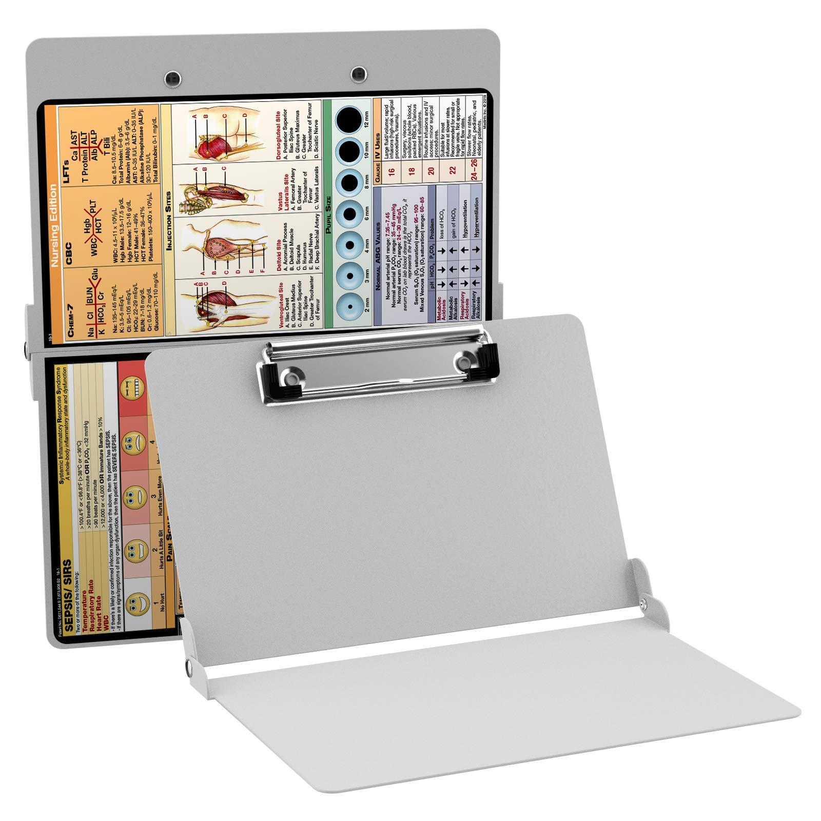 WhiteCoat Clipboard- White - Nursing Edition by WhiteCoat Clipboard