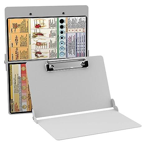 0050686d3bb1 Amazon.com   WhiteCoat Clipboard- White - Nursing Edition   Office Products