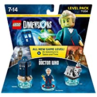 LEGO Dimensions Dr Who Level Pack TTL