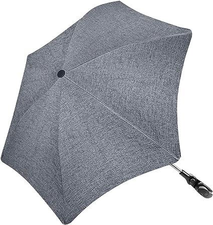 RIOGOO Sombrilla Sombrilla Sombrilla Universal 50+ UV Sombrilla de protección solar para bebés y bebés con manija de paraguas para cochecito, silla de