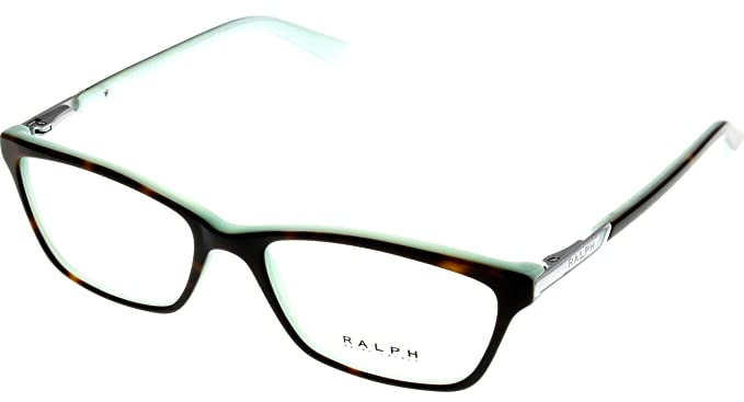 Image Unavailable. Image not available for. Colour  Ralph by Ralph Lauren  Women Eyeglasses Designer Havana Rectangular RA7044 601 ca1e994f39