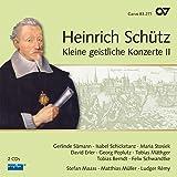 Schütz: Kleine Geistliche Konzerte II (Schütz-Edition Vol. 17)