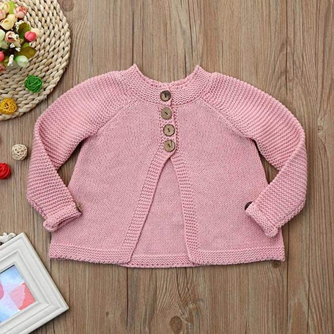 74a46d38eaf6 Amazon.com  Auwer Toddler Baby Girls Cute Outfit Clothes Autumn ...
