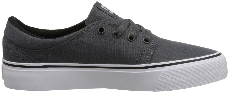 DC Men's Trase TX Unisex Skate US Grey/Grey/White Shoe B00R1YN9CY 12 B(M) US Grey/Grey/White Skate dc6df2