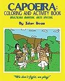 Capoeira: Coloring & Activity Book (Volume 1)