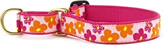product image for Up Country Flower Power Martingale Dog Collar