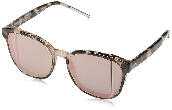 Dior DIORSTEP R2 3Y6 Gafas de Sol, Rosa (Havana Rose/Gryrsgd ...