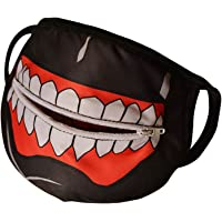 MIUNIKO Unisex Cartoon Anime Tokyo Ghoul Kaneki Ken Mask Outdoor Cosplay Halloween Accessories