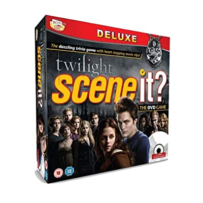 Scene It? Twilight Deluxe Edition: Toys & Games