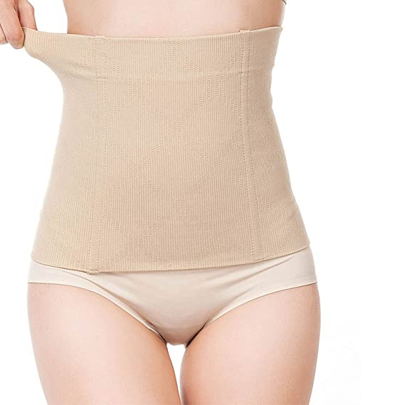 fd3a78026ebc8 Quttos Women s Tummy Tucker Belt  Body Shaper Corset (Skin