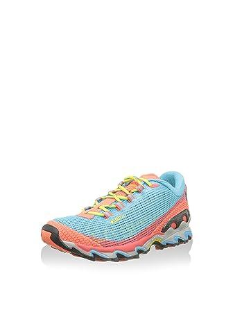 La Sportiva Zapatillas Deportivas Wild Cat 3.0 Turquesa/Coral EU 37.5: Amazon.es: Zapatos y complementos