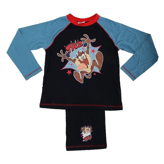 Looney Tunes - Conjunto de pijama de manga larga y pantalón largo de Los Looney Tunes