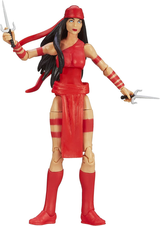Amazon.com: Marvel Universe Elektra Figure 3.75 Inches: Toys & Games