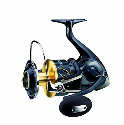 2102656493f Amazon.com : SHIMANO Stella 20000 SW B PG Heavy Duty Saltwater Fishing Reel,  STL20000SWBPG : Spinning Fishing Reels : Sports & Outdoors