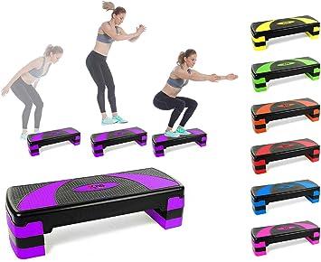 Xn8 - Pasos de ejercicio aeróbico para ejercicios aeróbicos de 3 ...