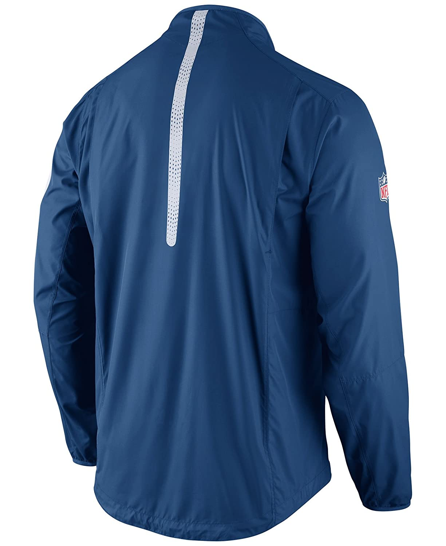 b9cb9386 Amazon.com : Nike Indianapolis Colts Dri-Fit Onfield Blue Hybrid ...