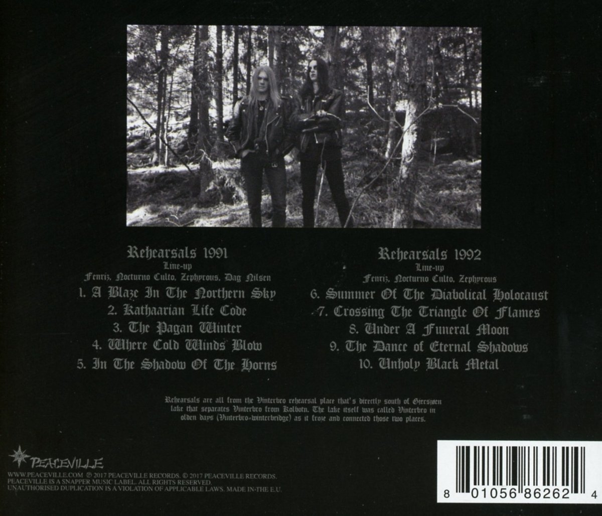 2a0e9c5d2af Darkthrone - The Wind of 666 Black Hearts - Amazon.com Music