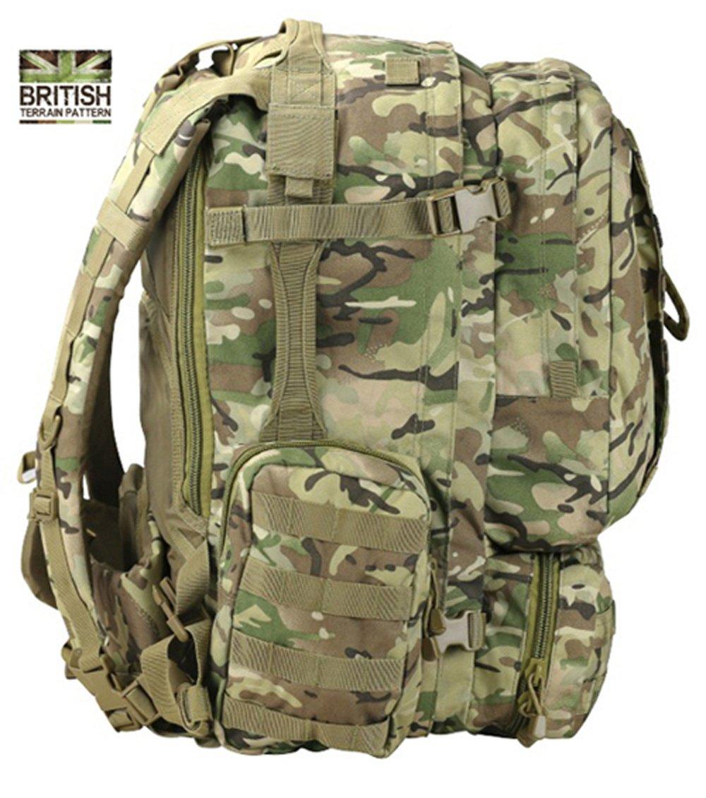 British Army Surplus Backpacks   Fitzpatrick Painting