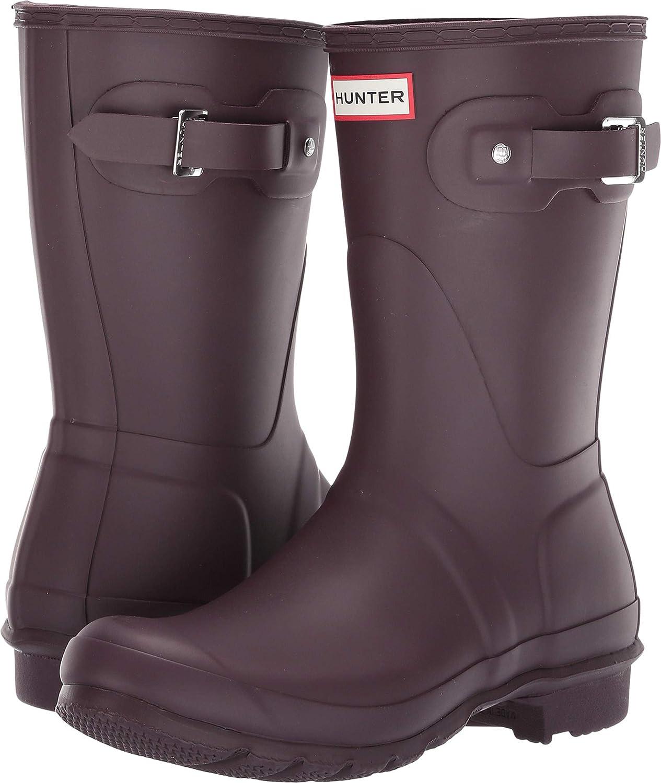 Black Grape Hunter Original Short Boot Snow Boot