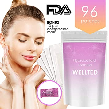 Facial acne products with you