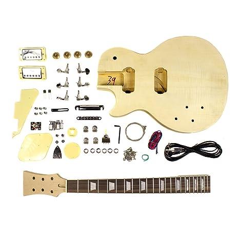 GK-SLPP-380L de la mano izquierda de la guitarra eléctrica del kit de