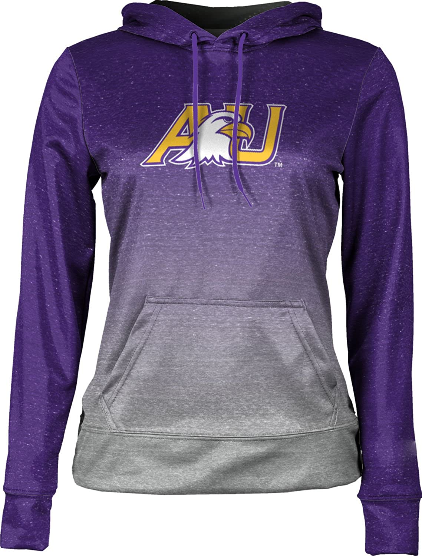 School Spirit Sweatshirt Ombre ProSphere Ashland University Girls Pullover Hoodie