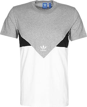 Adidas Clrdo - Camiseta de Manga Corta para Hombre, Hombre, CLRDO, Gris, Large: Amazon.es: Deportes y aire libre