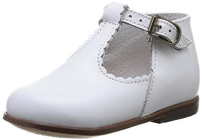 Chaussures Little Mary blanches pour bébé qlUCXC1
