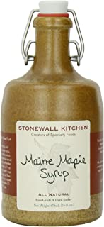 product image for Stonewall Kitchen Maine Maple Syrup, 16 oz