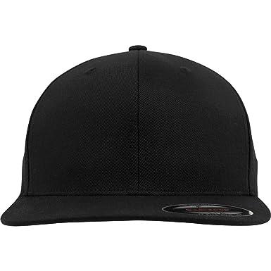 Flexfit Flat Visor Streetwear Snapback at Amazon Men s Clothing store  0cbeb52ad6d
