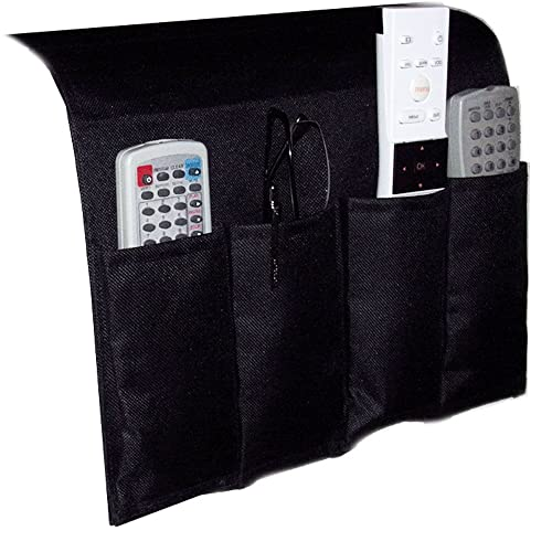 TravelWell Arm Chair Caddy Remote Control Holder Organizer ...