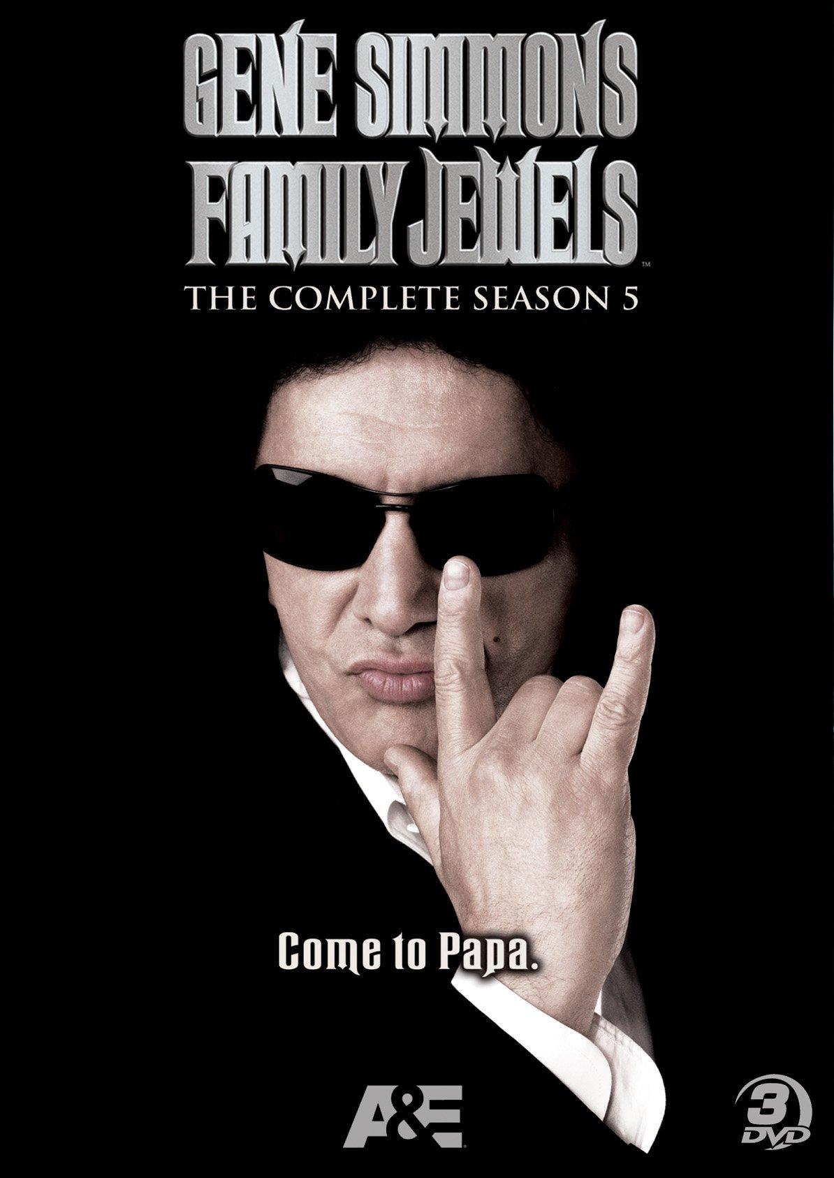 Gene Simmons Family Jewels: Season 5 [DVD]
