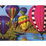 Springbok Alzheimer & Dementia Jigsaw Puzzles - Take Flight - 100 Piece Jigsaw Puzzle - Large 23.5 Inches by 18 Inches Puzzle - Made in USA - Extra Large Easy Grip Pieces