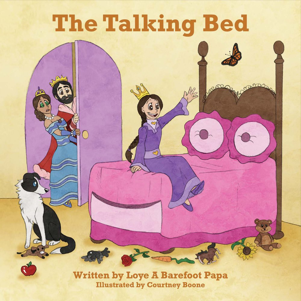 Download The Talking Bed pdf epub