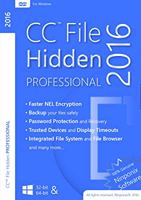 CC File Hidden Professional 2016 [Download]