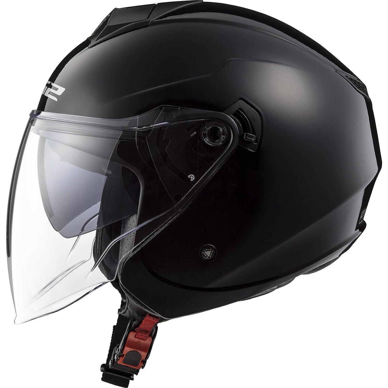 PI Wear Jet schwarz matt Evo sehr kleiner und schmaler Jethelm auff/älliges Design XS keine ECE