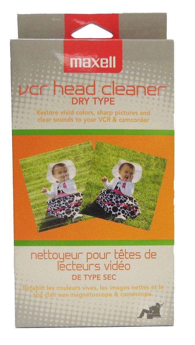 B00001OWYM Maxell 290058 Vhs Cleaner Dry 71Y1W8o1RuL