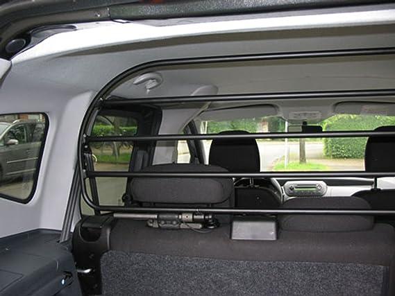 Tierxxl De Kleinmetall Mitsubishi Asx Suv Bj 2012 Bis Jetzt Trenngitter Hundegitter Gepäckgitter Tg Xs Haustier