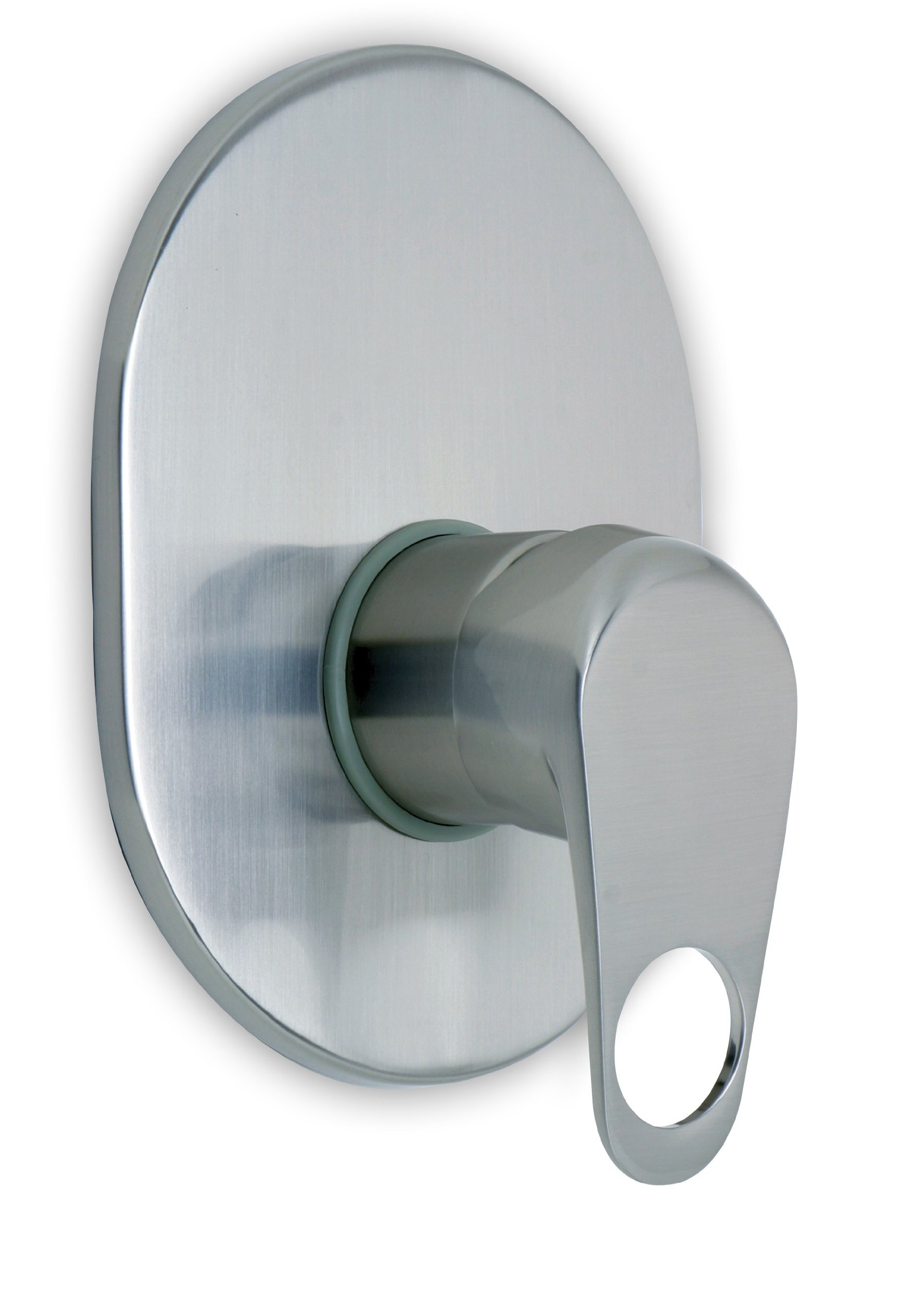 Ambassador Marine Nautilus Collection Shower Mixer, Brushed Nickel