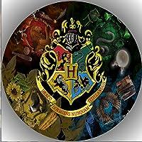 Fondant taartoplegger taartbeeld verjaardag Harry Potter K5